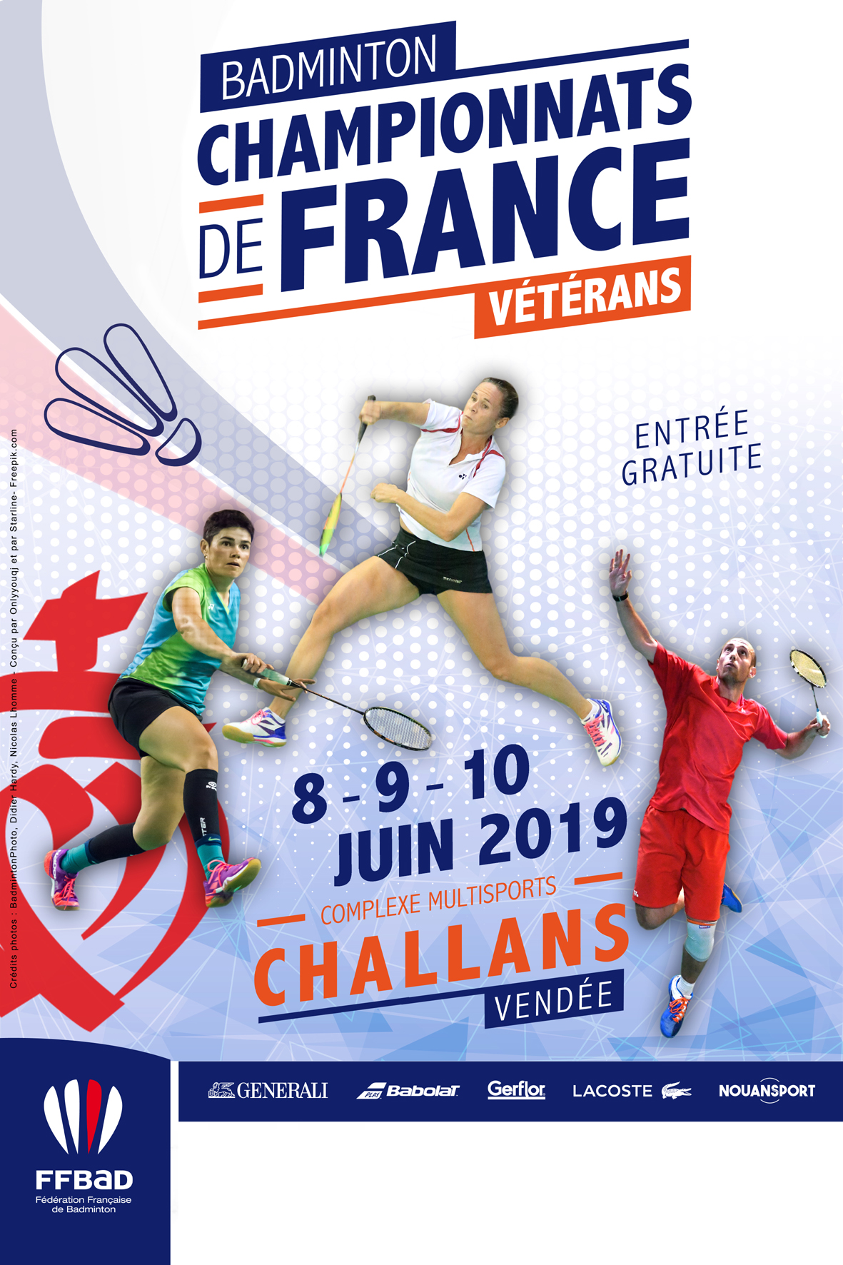 CHAMPIONNATS DE FRANCE VÉTÉRANS 2019 !
