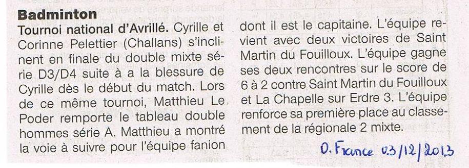 o.france 03 12 13