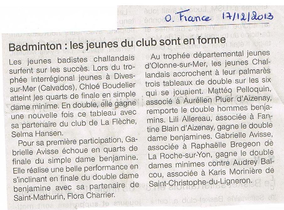 O France 17 12 13