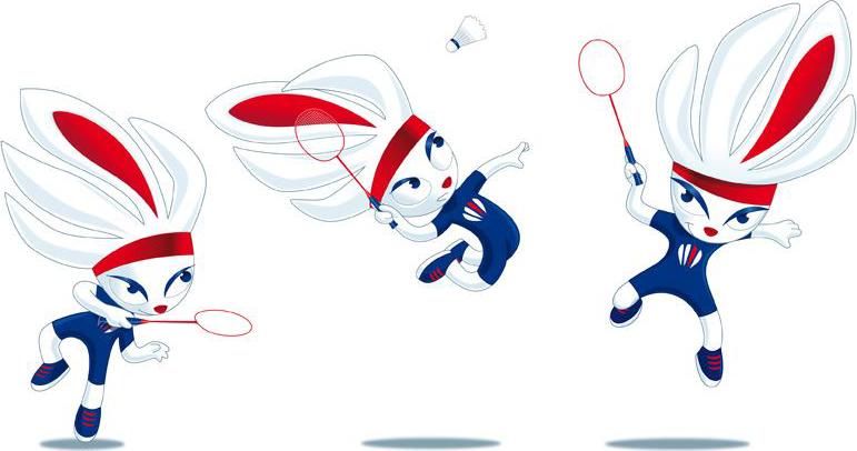 Le Badminton se pratique des l'age de 6 ans