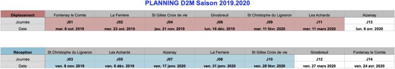 Vcbad d2m s2 2019 20 planning j11